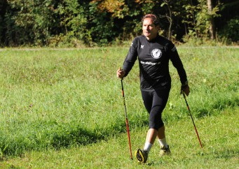 Trainingswirkungen Nordic Walking